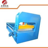 Buy cheap Roof Panel Sheet Metal Bending Machine Hydraulic Control For Trapezoidal Sheet from wholesalers