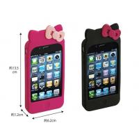 Buy cheap GF2041 Personalized iPhone 4 Silicon Cell Phone Covers Cases for Girls from wholesalers