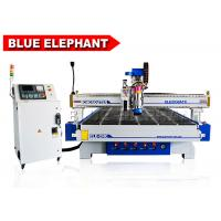 Buy cheap Blue Elephant 2030 3D CNC Gasket Cutting Machine , Leather Strip Cutting Machine from wholesalers