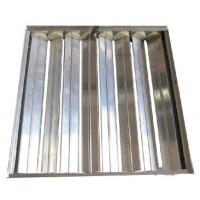Buy cheap industrial air louvers dampers(Opposed Blade Damper) from wholesalers