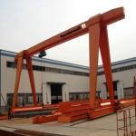 Buy cheap MH Box Beam Single Girder Gantry Crane from wholesalers