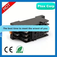 Buy cheap Manufacturer PYF14A-E 11 pin DIN rail relay socket manufacturer from wholesalers