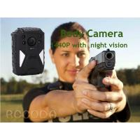 Buy cheap IP68  Night Vision GPS WIFI RECODA 4G Body Camera 1440P With 140° View Angle product
