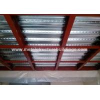 Wind Resistant Office Mezzanine Structures Fast Building Construction