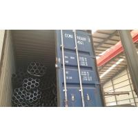China Decorative Tubes Exterior Stainless Steel Pipe Bright Metallic Steel Grade 1.4301 Tolerances To EN ISO 1127 on sale