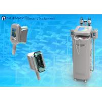 Buy cheap Liposuction Cryolipolysis Slimming Machine / Cool Shapes Cryolipolysis Slimming Equipment from wholesalers