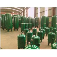 Buy cheap 2000 Liter 13 Bar Carbon Steel Oxygen Storage Tank For Air System Custom Pressure product