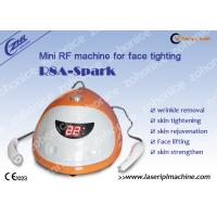 Buy cheap 10 MHZ Mini Bipolar RF Radio Frequency Skin Tightening Beauty Machine from wholesalers