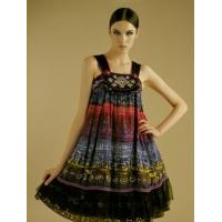 Buy cheap 100%Silk Fashion Women's Dress FNB88201 from wholesalers