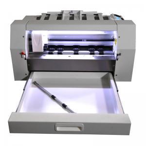China High Accuracy Automatic Label Cutter Machine Vinyl Label Printer Cutter on sale