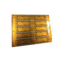 Buy cheap Professional FPC Flexible PCB Board RoHS Flex Circuit Board With Longlife from wholesalers