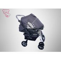 Buy cheap Aluminum Frame Baby Jogger Stroller ,  Big Storage Basket Newborn Baby Stroller from wholesalers