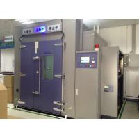 Buy cheap Walk-in Environmental Chamber Temperature / Climate Test Chamber for Modular Construction from wholesalers