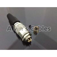 HIROSE HR10A-7P-4P 4 pin Male Power Plug and socket self locking Connectors for Sound Devi