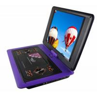 14 Inch Portable DVD Player with USB Port and video output