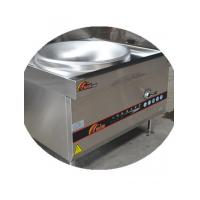 Buy cheap Single burner electromagnetic frying stove 20KW large induction wok With 1.2mm stainless steel from wholesalers