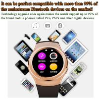 Buy cheap Latest Watch Gear S2 Fashion Shape 1.3 240 x 240 Pixels High Definition IPS Round-shaped Screen Smart Watch Phone from wholesalers