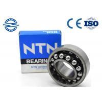 1029 ETN9 Self Aligning Ball Bearing / Spherical Ball Bearing For Low Speed Motor