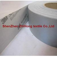 Buy cheap High bond 3M fire proof reflective cotton cloth/fabric product
