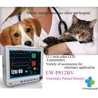 Buy cheap Multi-Parameter Patient Monitor EW-P812BV for Veterinary monitoring use 5units from wholesalers