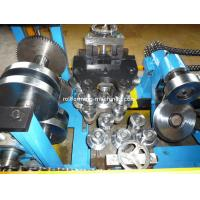 Buy cheap C Shaped / Z Shape Purlin Roll Forming Machine , Roof Forming Machine from wholesalers