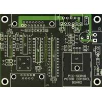Buy cheap ISO9001:2008 OSP Gold Finger Immersion gold multilayer pcb power circuit bare board from wholesalers