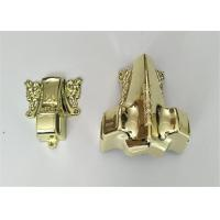 Buy cheap Customized Parts Of A Coffin , Casket Hardware Injection Molding from wholesalers