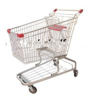 Buy cheap Fashion Supermarket trolleys  shopping carts  for sale from wholesalers