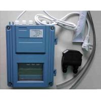 Buy cheap Modular Type Clamp On Water Flow Meter Ultrasonic For Waste Water Power Plants from wholesalers