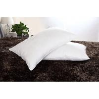Buy cheap Wholesale Cheap good filling Polyester Microfiber Filling Pillow For Hotel And Hospital from wholesalers