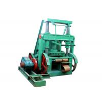 Buy cheap Charcoal Coal Briquette Making Machine With Square Shape 100 x 100 mm from wholesalers