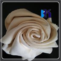 Buy cheap 3.50sqft Fish Oil Tanned Sheep Skin Genuine Chamois Leather Car Washing from wholesalers