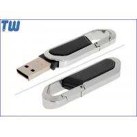 Buy cheap Twisting Plastic Carabiner 8GB 16GB 32GB Pen Thumbdrive Flashdrive with Free Logo Printing from wholesalers