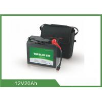 Buy cheap 12V 20Ah Golf Cart Batteries / Golf Buggy Battery 2 Years Warranty from wholesalers