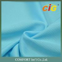 Buy cheap Eco - Friendly Garments Accessories 100% Polyester Quick Dry Mesh Fabrics product