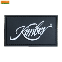 Buy cheap Rubber 2D Logo 3''*2'' Rectangle Patch2C Color PVC Silicone Patches product