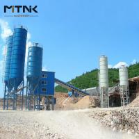 Buy cheap HZS120 Ready Mixed Concrete Plant Suppliers from wholesalers