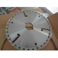 Buy cheap Tungsten Steel Saw Blades for Wood, Metal, Aluminum slitting saw carbide alloy from wholesalers