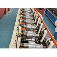 Buy cheap Steel Security Shutter Door Roll Forming Machine With 0.3 - 1.2mm Thickness product