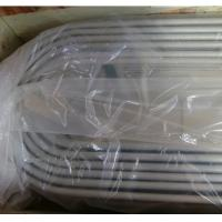 Buy cheap Stainless Steel U Bend Tube , ASTM A213 TP304/304L , TP316/316L , TP321/321H , TP310/310S from wholesalers