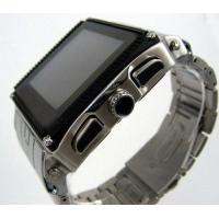 Buy cheap New Watch Mobile Phone Steel Waterproof Watch from wholesalers
