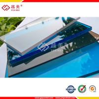 Buy cheap lexan solid polycarbonate roof sheet transparent roofing sheet from wholesalers