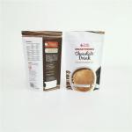 Buy cheap Digital Printing Stand Up Ziplock Coffee Packaging Bag Coffee Powder Packaging Bag Food Packaging Bag from wholesalers