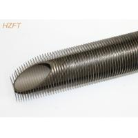 Buy cheap Heat Exchanger  Stainless Steel Finned Tube in Hard Surroundings 6.5MM Fin Height from wholesalers