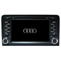 Buy cheap Audi A3 2003-2011 Android 9.0 Car DVD Player 2 Din Autoradio GPS Sat Nav support Mirrorlink Carplay AUD-7783GDA from wholesalers