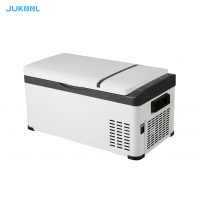 Buy cheap PAHS Camping 20L Dual Room Low Noise Car Refrigerator product