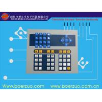 Buy cheap Household Waterproof Membrane Switch Keypads WITH Colorfull LED from wholesalers