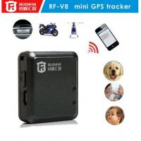 Buy cheap android gps tracker device with micro sim card gps tracker portable vehicle tracking syste from wholesalers