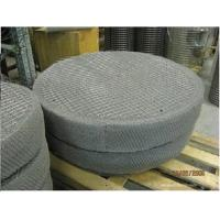 Buy cheap stainless steel knitted wire demister pad,mist eliminator pad from wholesalers