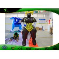 Buy cheap Man Inflatable Cartoon Characters Graceful Skin Color Inflatable Sexy Girl from wholesalers